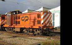 Locomotiva Diesel Eléctrica série 1400