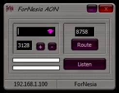 Inject Tri AON ForNesia 12 Oktober 2014