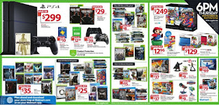 Walmart Black Friday Ad 2015 Page 10-11