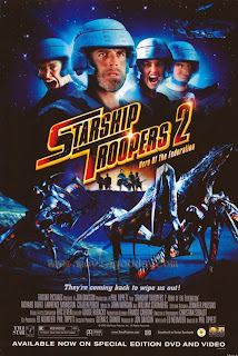 Ver: Starship Troopers 2: El héroe de la federación (2004) ()