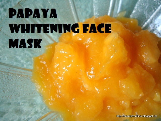 homemade face mask for uneven skin tone