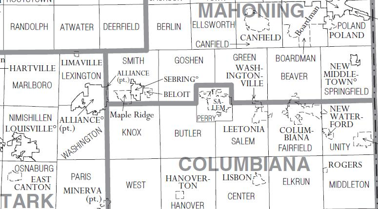 Mahoning County Ohio Property Appraiser
