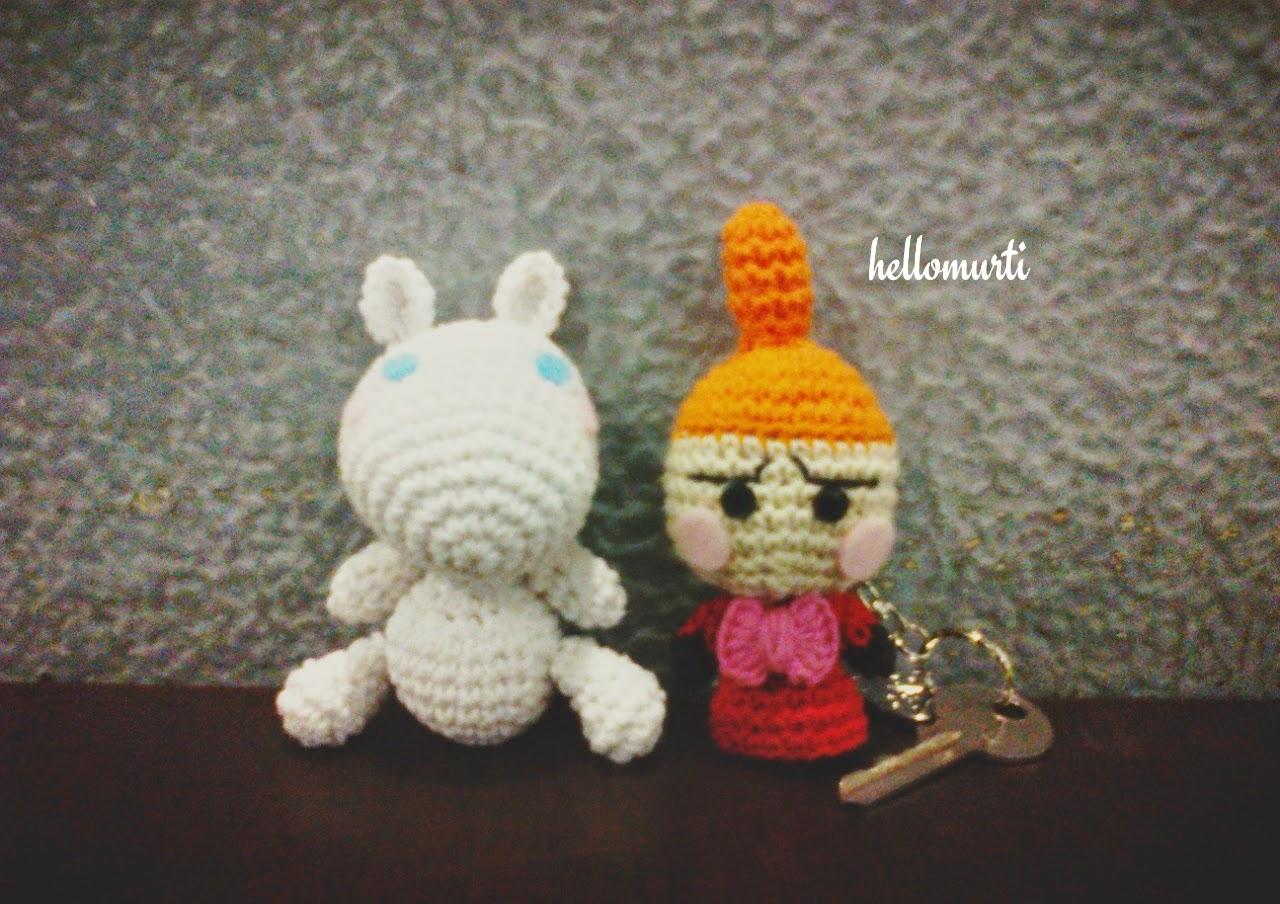 Amigurumi Boneka : Hellomurti amigurumi crochet craft april