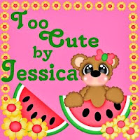 Happy to be a part of Too Cute By Jessica DT