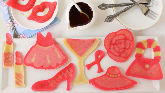 Pancake Art | HungryHappenings.com