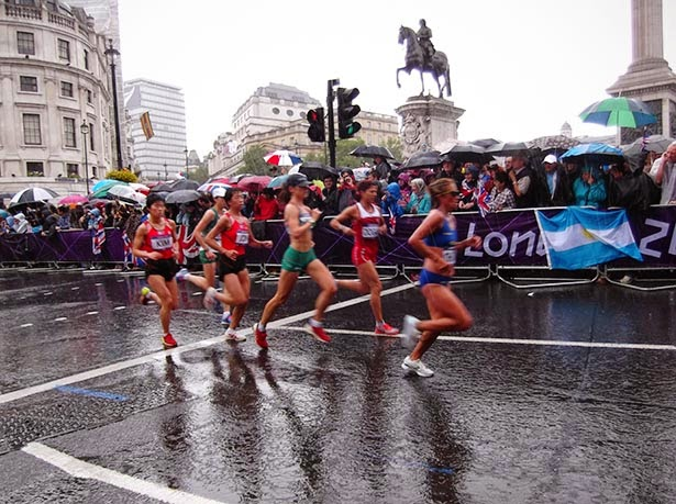 Women's marathon at the London 2012 Olympic Games
