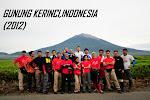 Gunung Kerinci, Indonesia (2012)