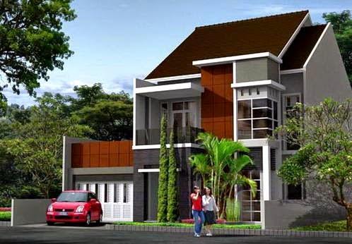 gambar rumah minimalis 2 lantai 2015 | info harga harga