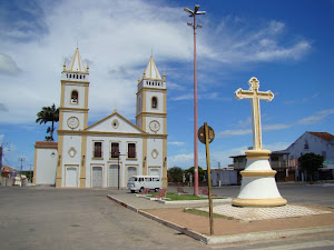Igreja Matriz de São José de Mipibu/RN