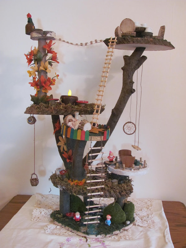 1000 images about kids stuff on pinterest finger for How to build a treehouse with sticks