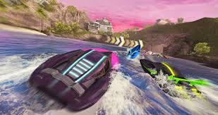 Driver Speedboat Paradise v1.3.0 MOD APK (Unlimited Money) Android
