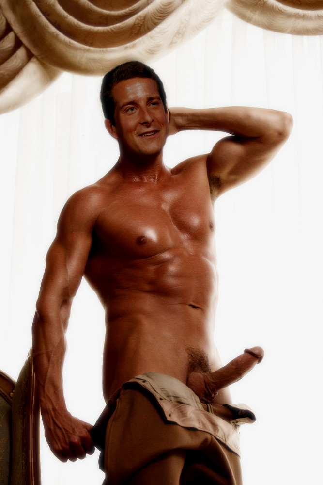 Bear grylls nude men