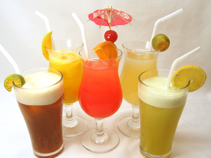 Juices - Tea Party..........For SD Memberz... *~*Dabbang Muqabla 3*~*