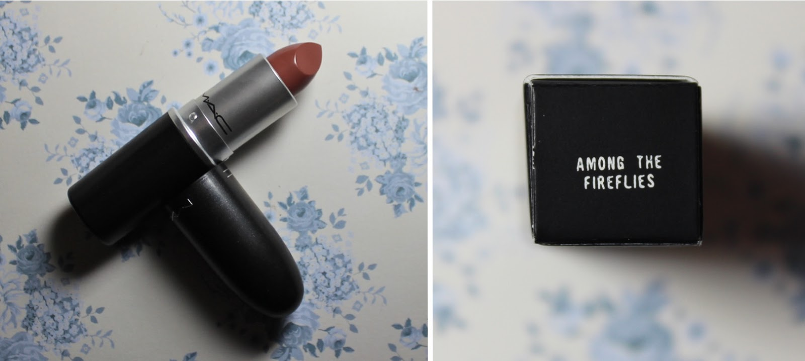 mac among the fireflies lipstick