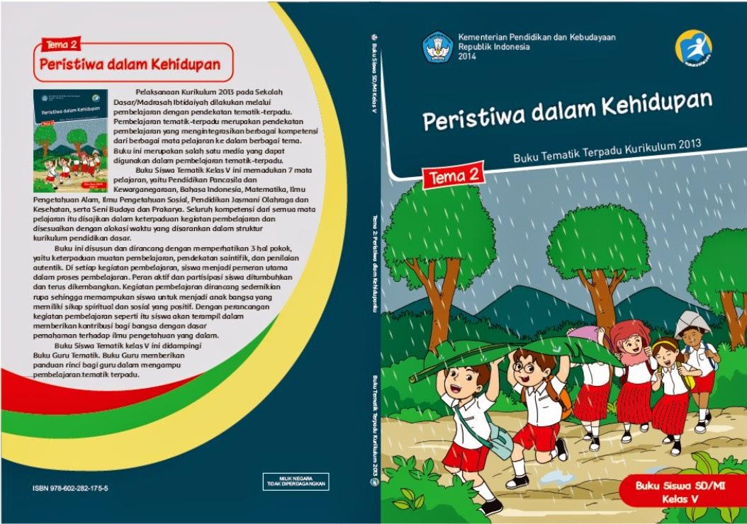 link download buku cover 3 tematik kelas 5 tema 3 kerukunan dalam ...
