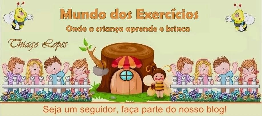 Mundo dos Exercícios