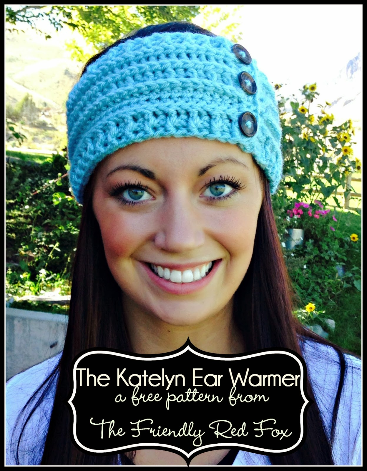 Free Ear Warmer Pattern Thefriendlyredfox