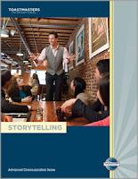 Toastmasters Storytelling Manual