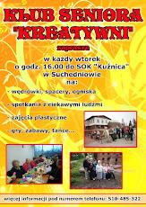"Klub Seniora ""Kreatywni"""