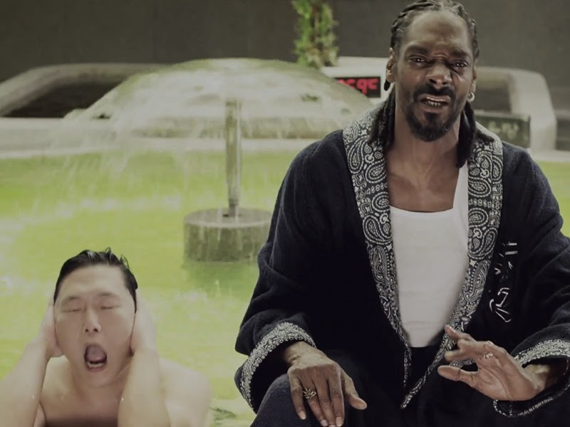 "PSY ""Hangover"""