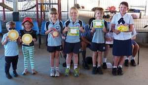 Primary School  Assembly Awards