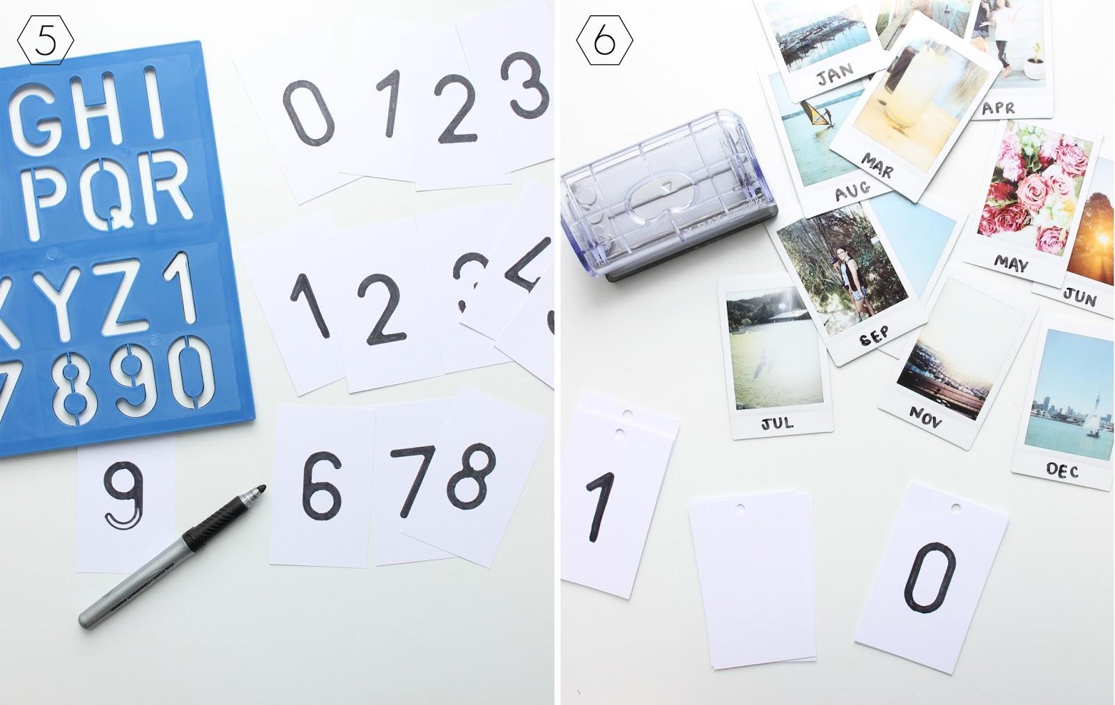Diy Photo Calendar : Harri wren diy photo calendar