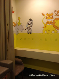 baby room changi city point