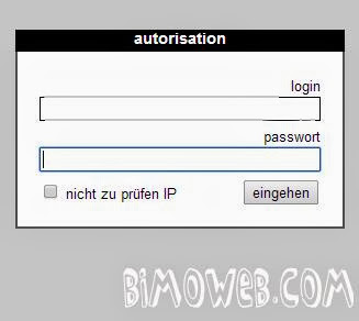 Contrass Login Form Style