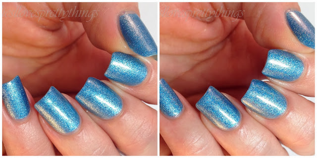 Glam Polish Pixie Hollow collection swatch and review