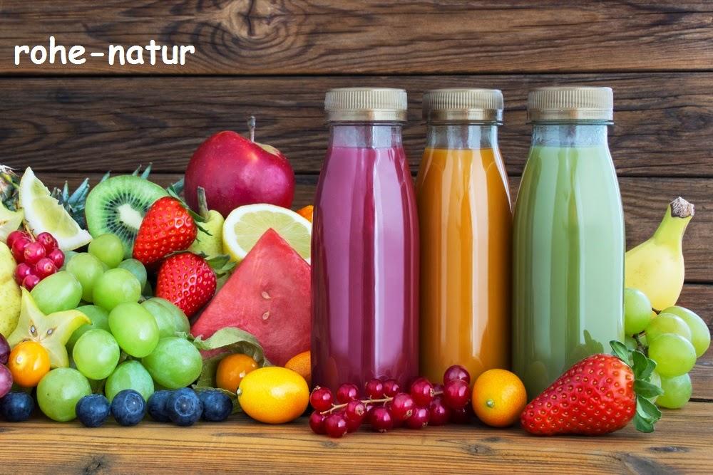 Die 80/10/10 Diät - mit Rohkost gesund und vegan leben