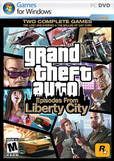 [PC] Grand Theft Auto Episodes From Liberty City