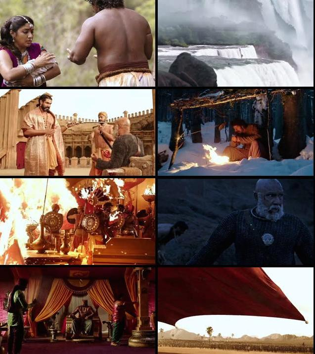 Baahubali The Beginning 2015 Hindi DVDRip 720p