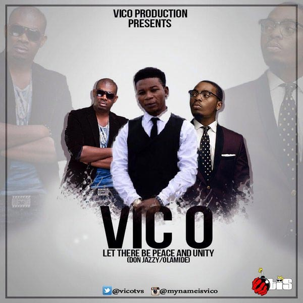 """Greatest Rapper Alive"" Vic O Has Stepped In To Settle Olamide & Don Jazzy With Diss Track"