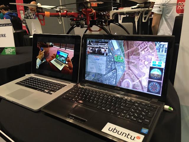 ubuntu drones