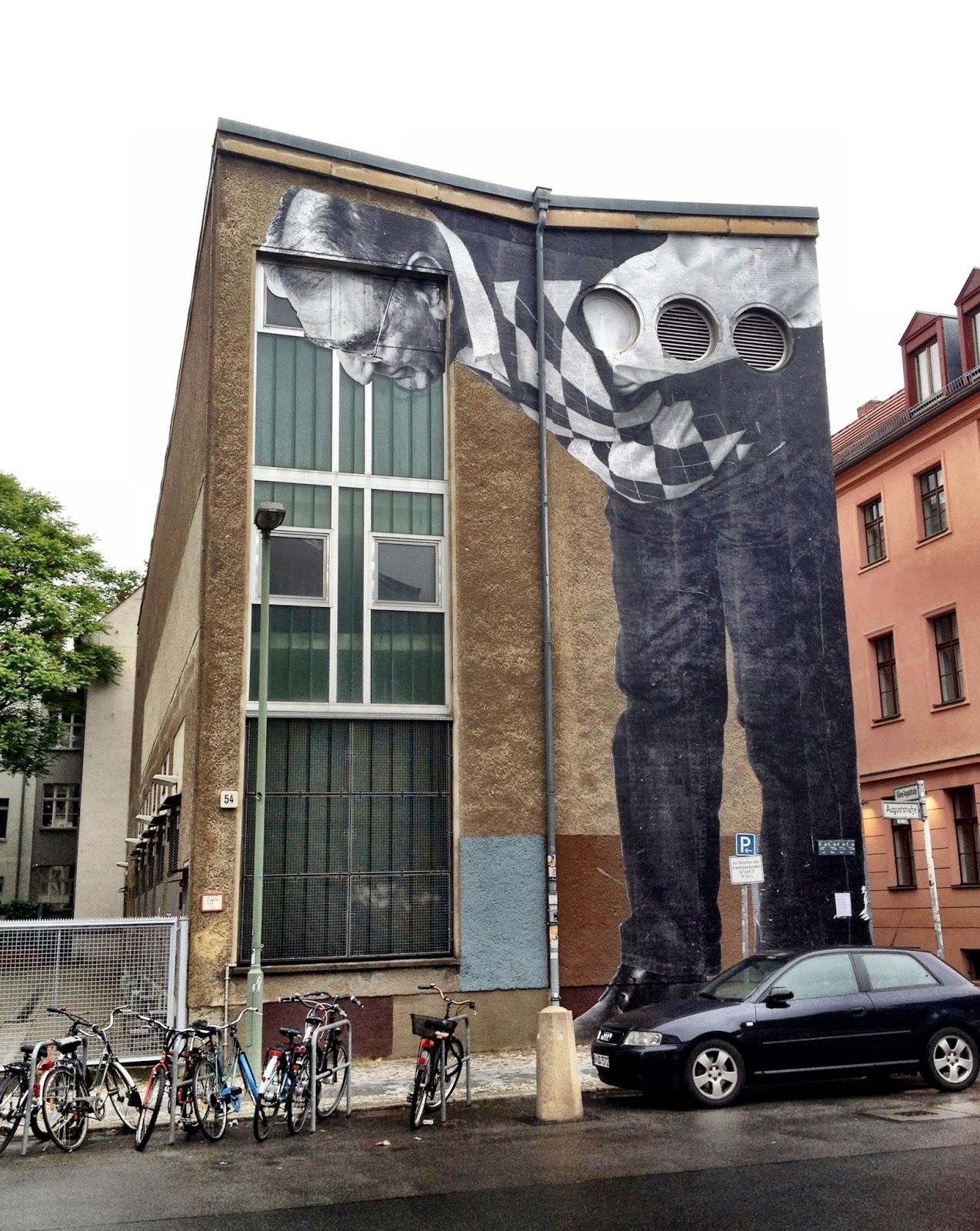Berlin street art that necessary
