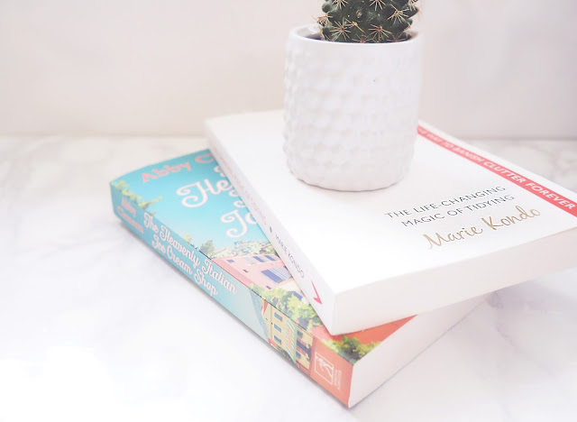 September Lifestyle Favourites Books