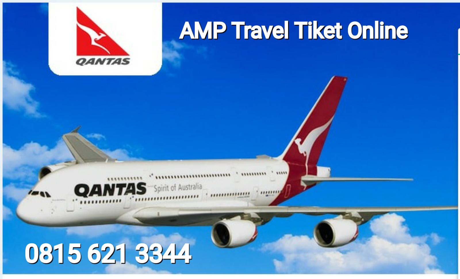 AMP Travel Tiket Online
