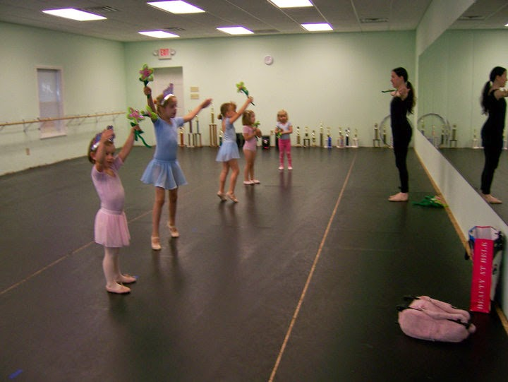 ballet tap acro summer class 4 5 year olds charlotte north carolina