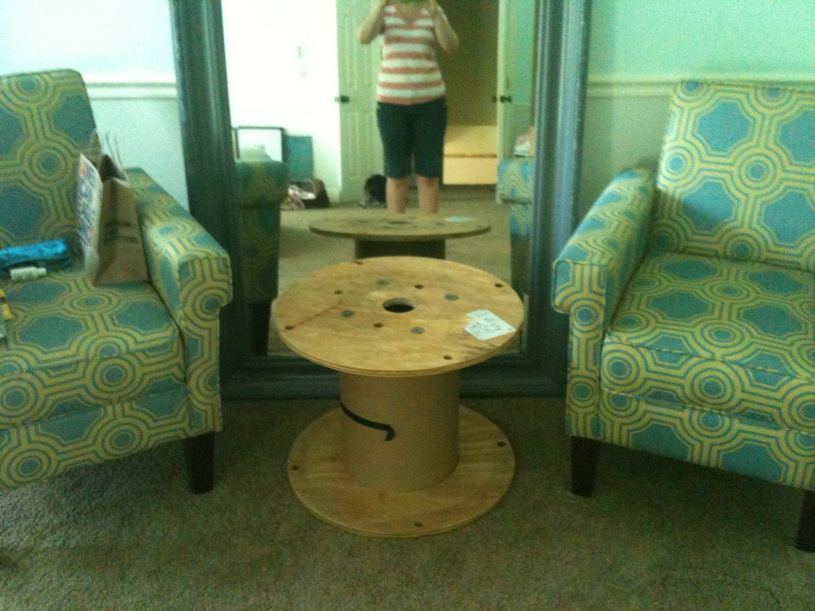 i am momma - hear me roar: where to find a wooden spool and how to