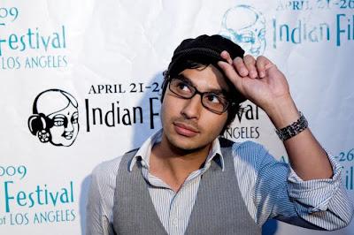 Kunal Nayyar famosos del cine