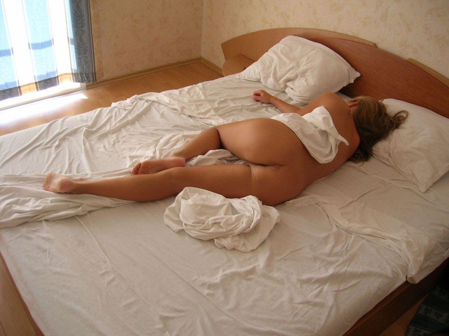 nude sleeping girl video only