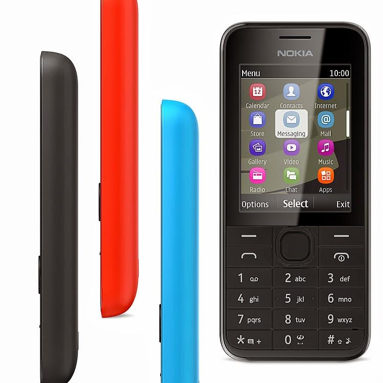 Lançamento Nokia bateria dura 20 dias
