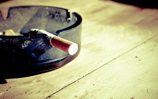 La gastritis se acentúa al fumar tabaco