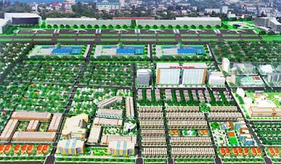 Dự án khu dân cư, KĐT Biên Hòa Dragon City 2