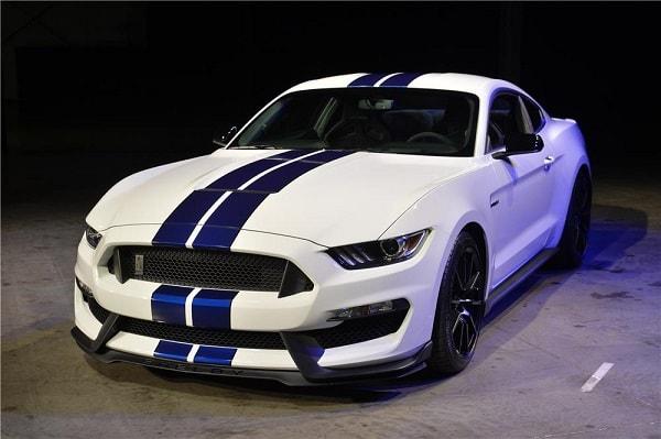 Ford reveló las prestaciones del Shelby GT350 Mustang