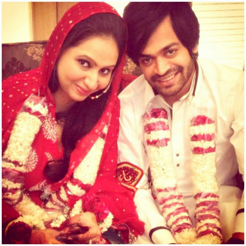 pakistani celebrity naveed raza wedding pictures b amp g