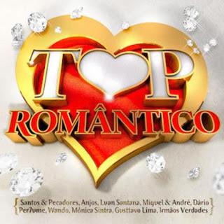 Capa Top Romantico (2013) Ouvir Música Grátis