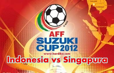 Cuplikan Video Gol dan Hasil Pertandingan Indonesia vs Singapura 1-0 28 November 2012 Piala AFF