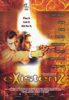 Watch eXistenZ (1999) movie free online