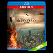Rascacielos: Rescate en las alturas (2018) BRRip 720p Audio Dual Latino-Ingles